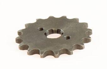 Drev Fram 420*16 Kugg Axel 17mm LPI