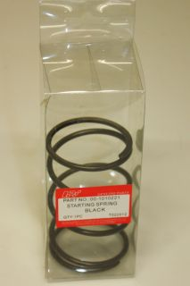 Variatorfjäder bakre svart Orginal LPI