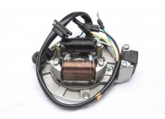 Tändplatta Stator 120 -125cc Lifan & Ducar Motor - AGB-37 Dirtbike LPI