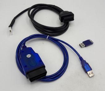 Diagnostikverktyg OBD 50cc Znen Dell'orto Euro4