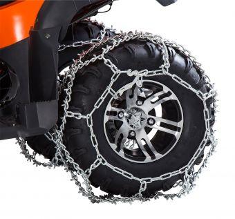 Snökedja nab bak (par) ATV Hunter 150cc