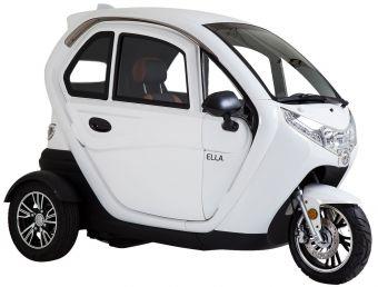Mopedbil från Ella, S25 i snygg  1