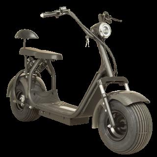 Harleyscooter X-Pro Fatboy Carbone 2-sits 2000W