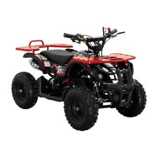 ATV X-Pro Worker 49cc svart/röd