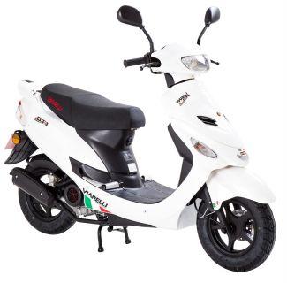 Viarelli GT1 Vit 45km/h zn (Euro 5 klass 1 moped)