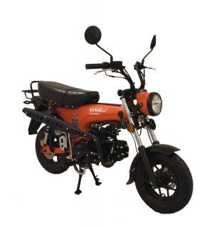Viarelli SkyMax 125cc Orange