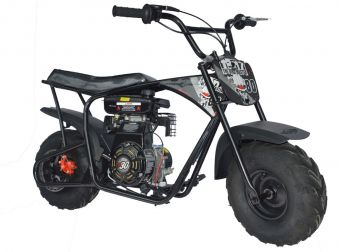 Mudmaster mini 80cc