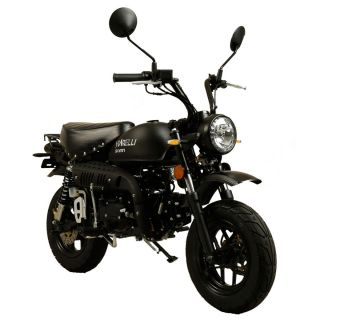 Viarelli SkyMini 125cc Mattsvart