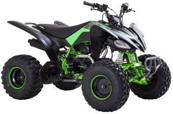 Viarelli Agrezza ATV 125cc mattsvart/grön