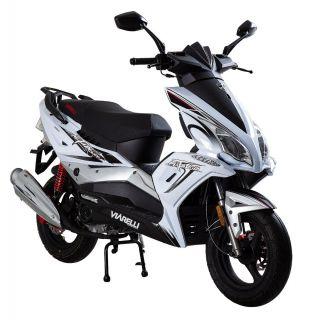 Viarelli Matador 45km/h Euro 4 (Klass 1 moped)