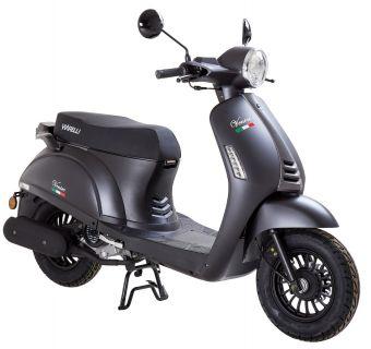 Viarelli Venice 45km/h Euro4 (Klass 1 moped)
